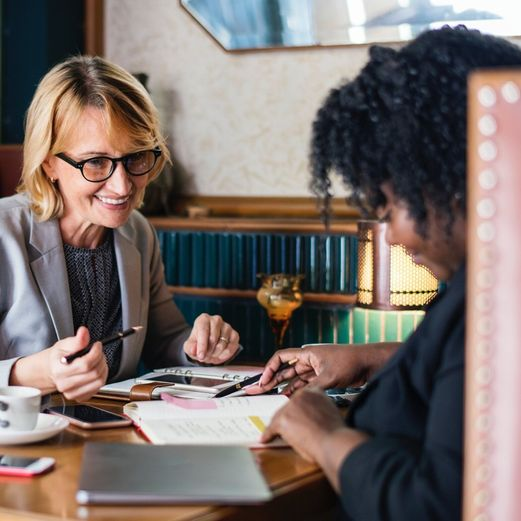 How to develop a mentoring relationship