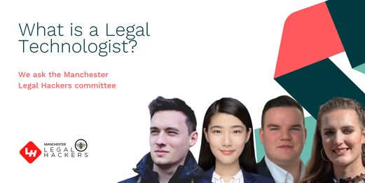 What is a legal technologist?