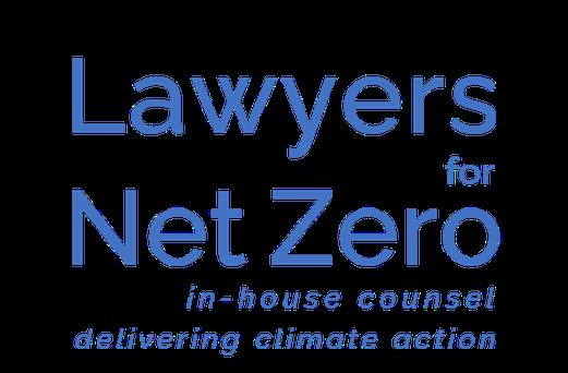 Delivering Net Zero and in-house lawyers' pivotal role