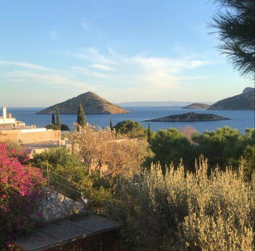 Greek islands as seen by a lawyer