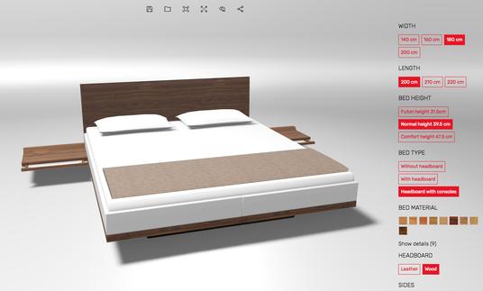 Photo Realistic 3d Configurator Roomle