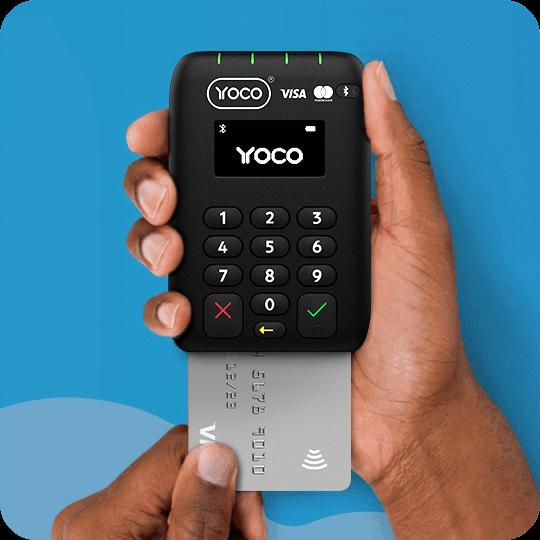 Yoco Pro card machine