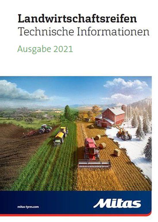 Technischer Ratgeber Mitas Landwirtschaftsreifen