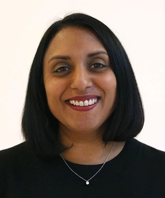 Profile of Geeta Schmidt
