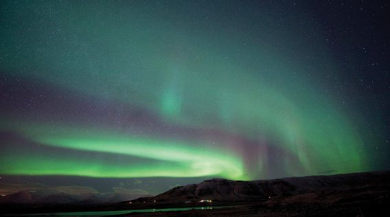 Iceland: Reykjavik & the Northern Lights
