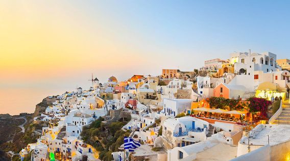 A Week in Greece: Athens, Mykonos & Santorini