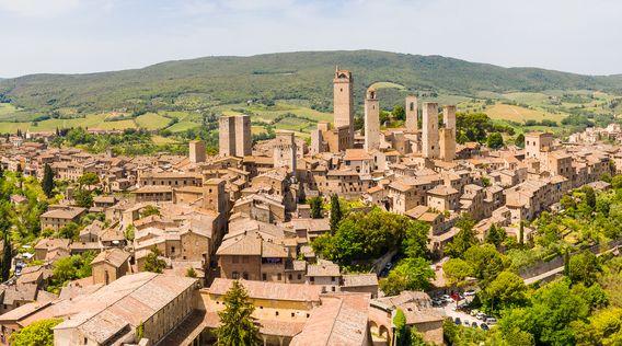 Tours of Tuscany