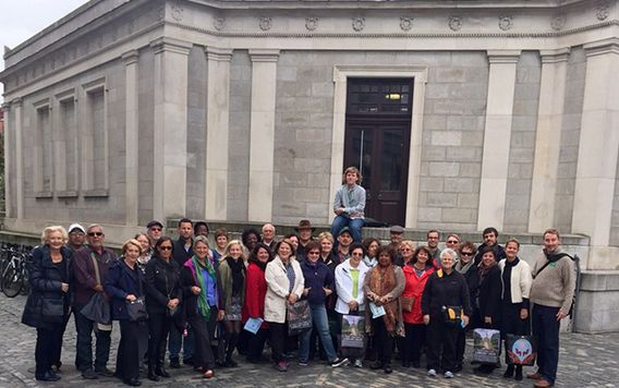 group coordinators at trinity college in dublin ireland