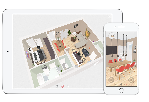 Outstanding Floorplanner To Design Home Office Plans Furnish Rooms Configure And Visualise Furniture Instantly In 3 D AR VR