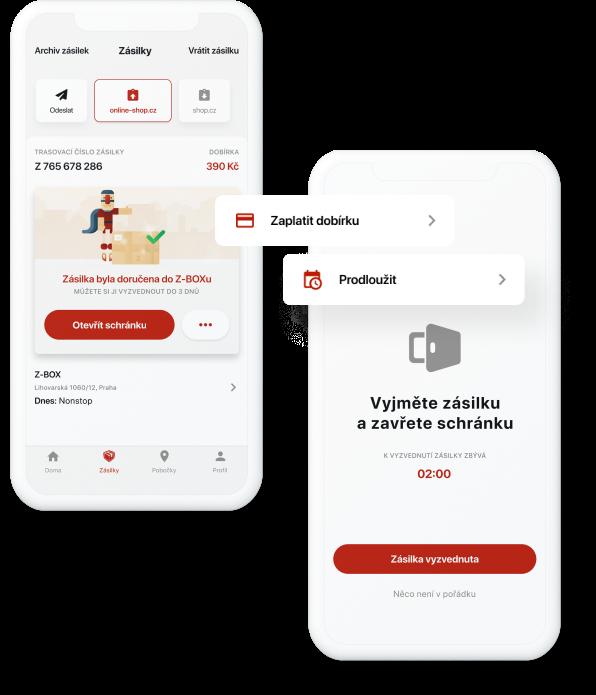 Zbox Mobile App