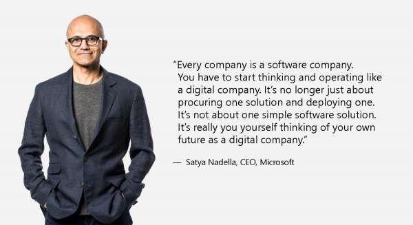 Quote Satya Nadella