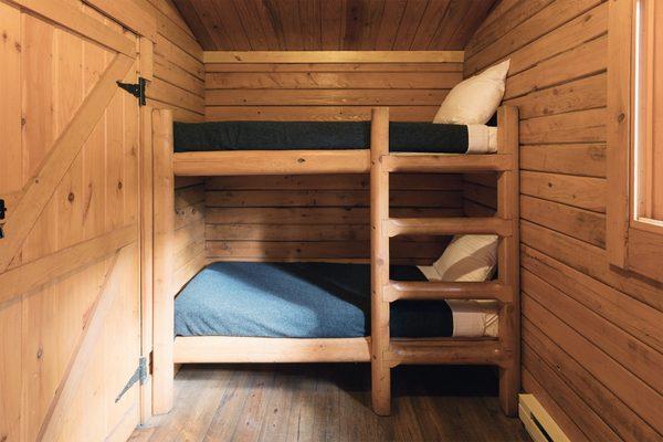Rustic Camp Cabin image 1