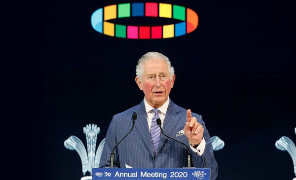 Thumbnail - HRH Davos speech