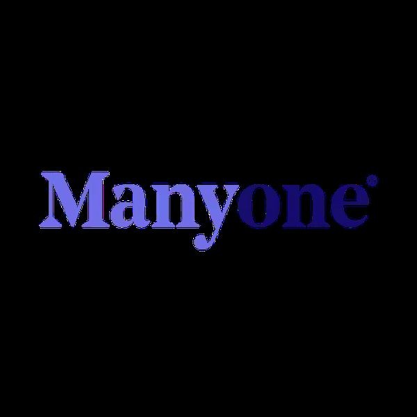 Manyone logo