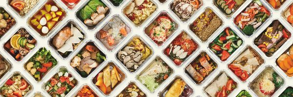 Boxed Meal Options from Spork Bytes