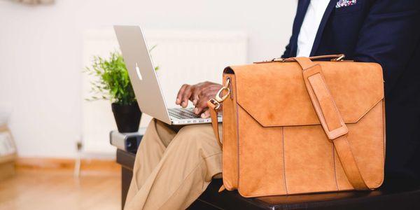 Die perfekte Büro- und Businesstasche
