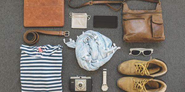 Die Packliste für Dein Abenteuer