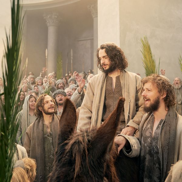 Oberammergau passion play Jesus