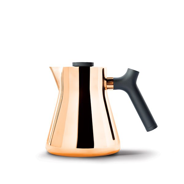 Fellow Raven Stovetop Kettle Polished Copper