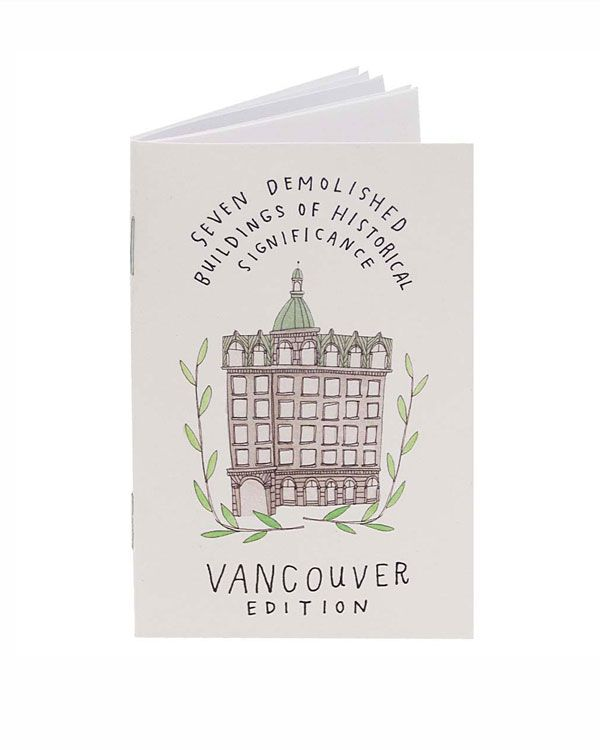 Seven Demolished Buildings of Historical Significance – Book
