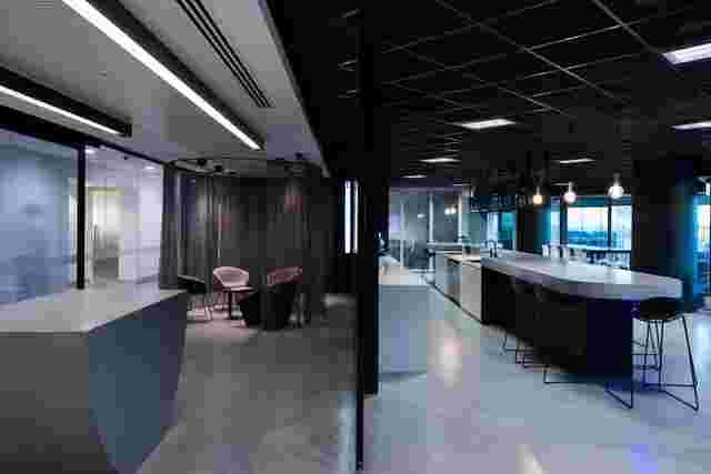 Indoor electrical contracting for retail sector