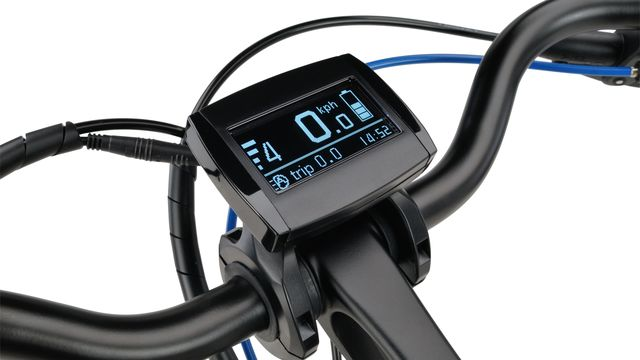 OLED display van Sparta e-bike A-lane f8e