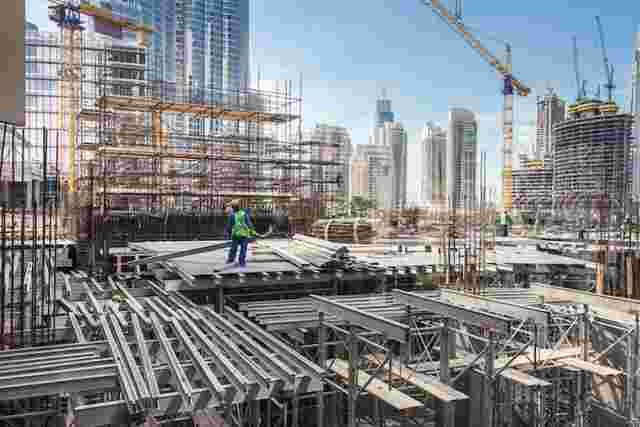 Autodesk used for Commercial Construction with Mortenson