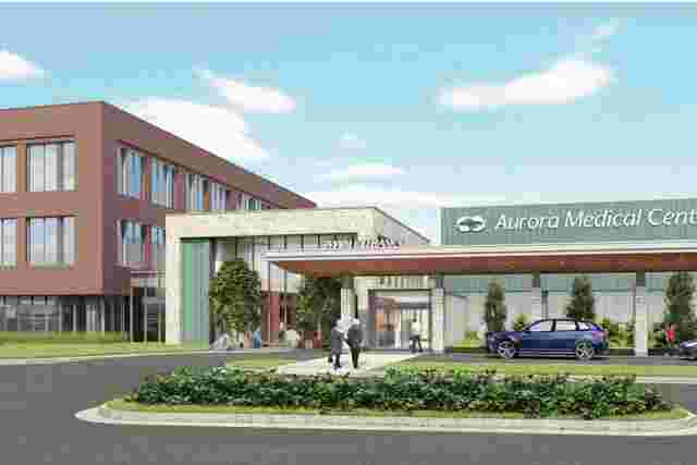 Mortenson Construction builds Aurora Medical Center with Autodesk