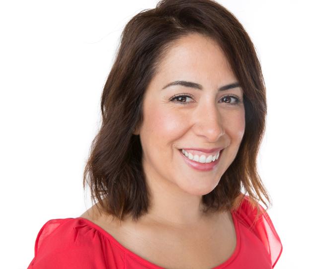 Photo of Stephanie Graham, Autodesk host