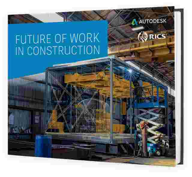 Future of work in construction cover.