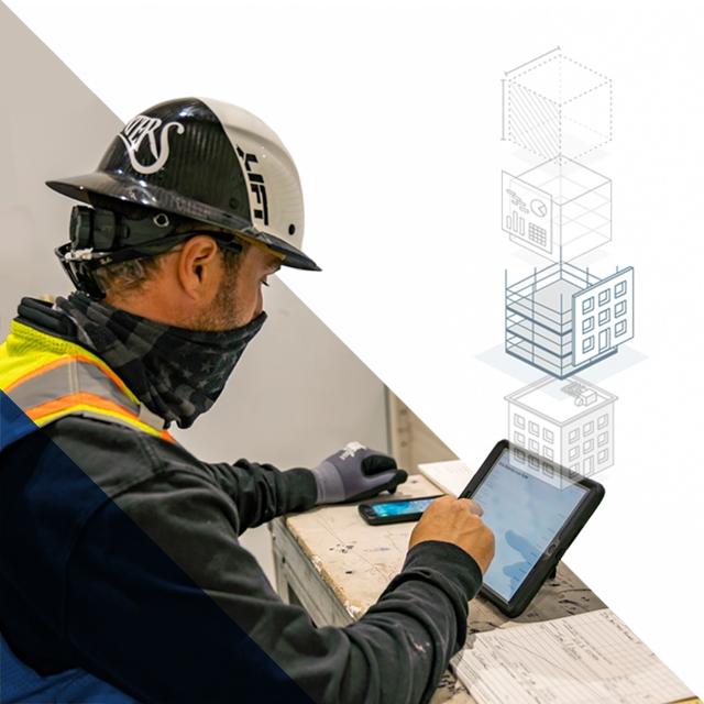 Autodesk Construction Cloud benefits and differentiators.