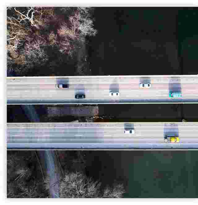 Autodesk used on road, highway, and bridge construction