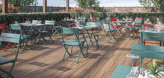 Terrace furnitures