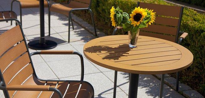 RESYSTA®: Die neue Art der Outdoor-Möbel