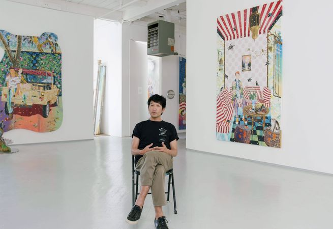 Tomokazu Matsuyama - Broken Train Pick Me Still