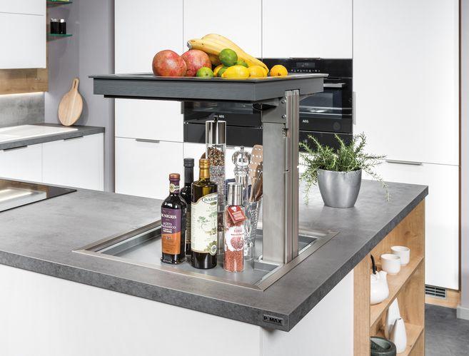 E-Lösungen für die Küche.