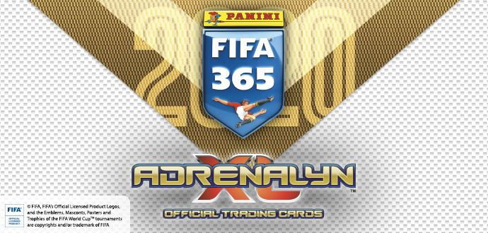 Panini FIFA™ 365 2020 Adrenalyn XL™
