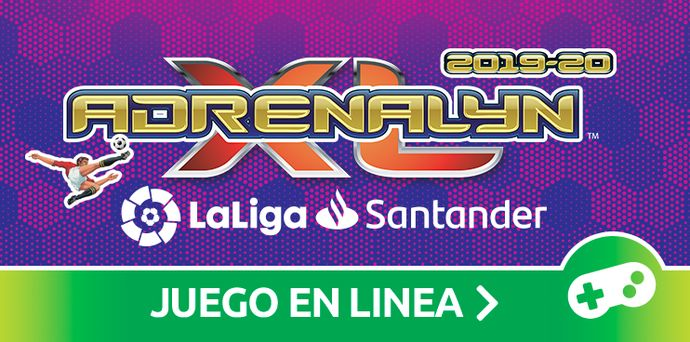 ADRENALYN XL 2019-20 LaLiga Santander
