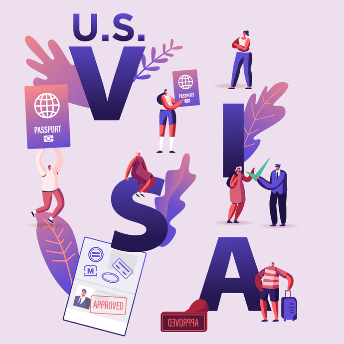 What is the process of getting US visa?