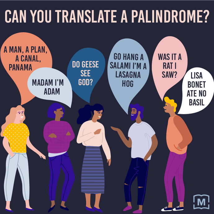 palindrome translation