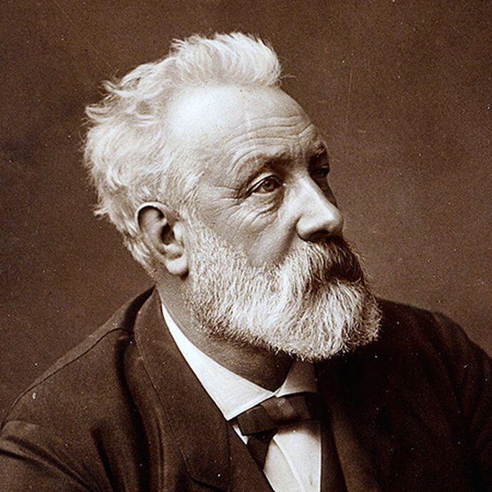 Jules Verne books