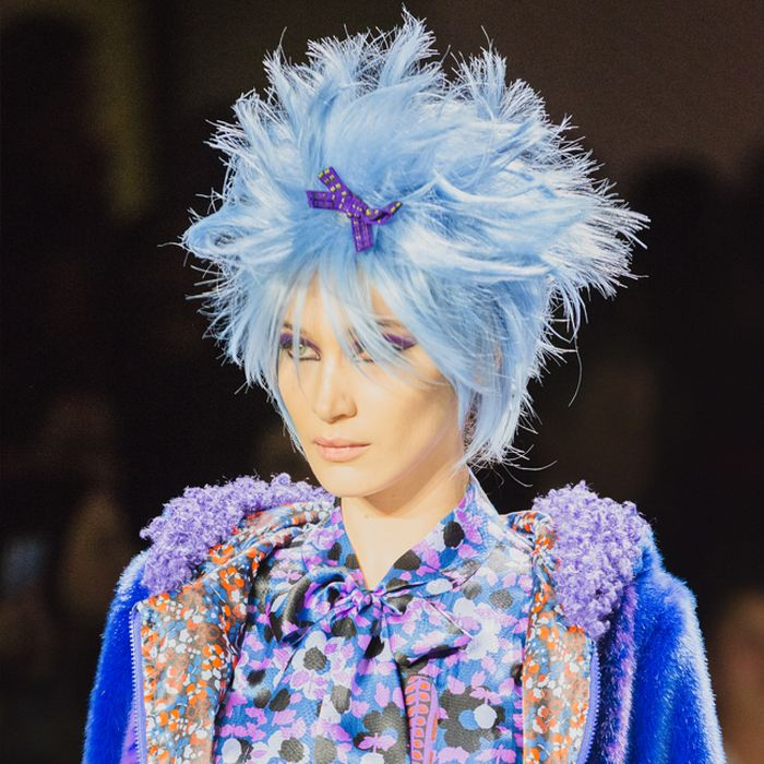 WIGGING OUT WITH GARREN: ANNA SUI FW19