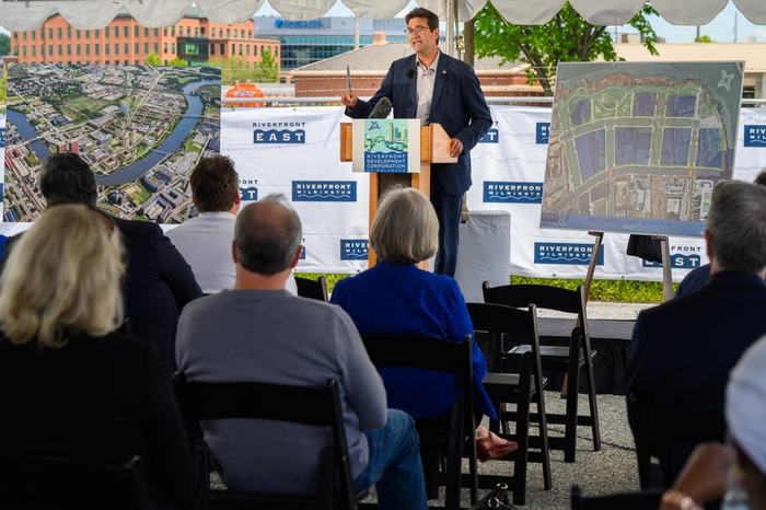Riverfront East May 14, 2021 Press Conference