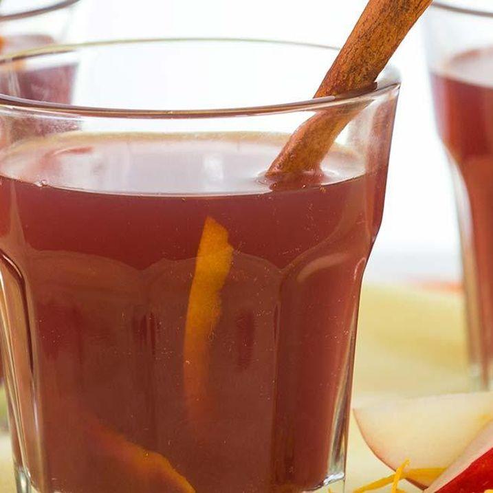 Spiced Grape Drink