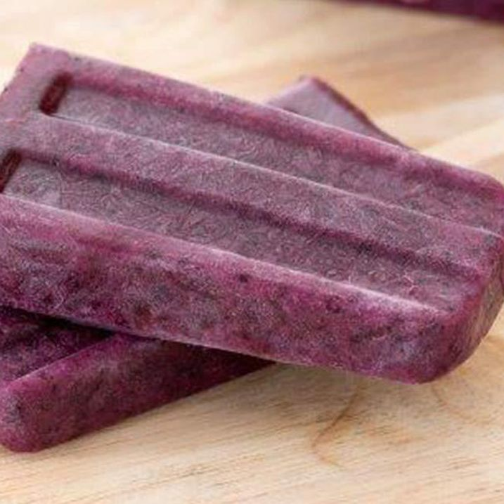 Easy Breakfast Smoothie Pops