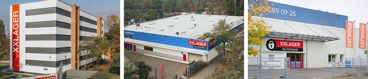 XXLAGER Selfstorage Lagerräume in Berlin