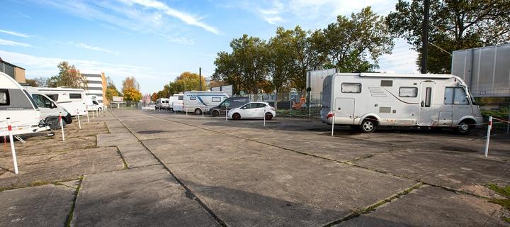 XXLAGER Wohnmobil-Parkplatz in Berlin-Köpenick