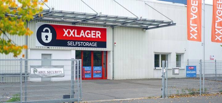 Gewerblicher XXLAGER Selfstorage in Berlin-Wittenau
