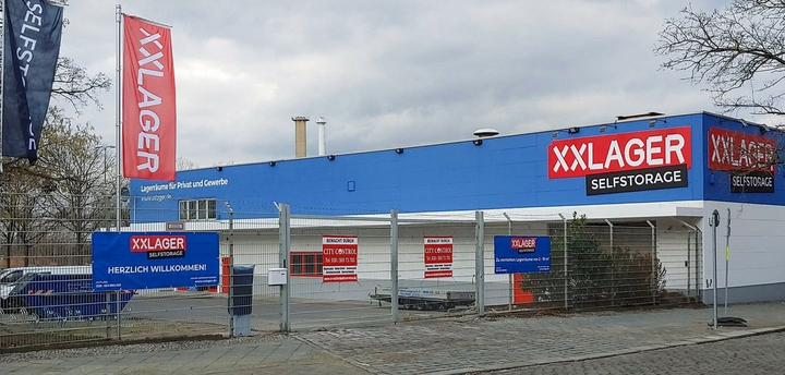 Parkplatz mieten bei XXLAGER in Berlin