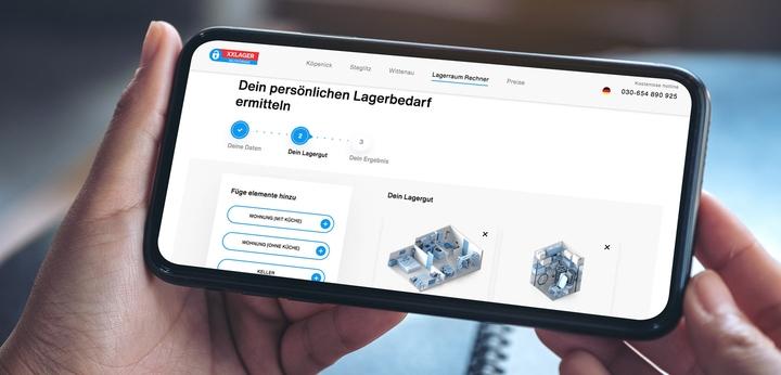 Lager in Berlin online mieten